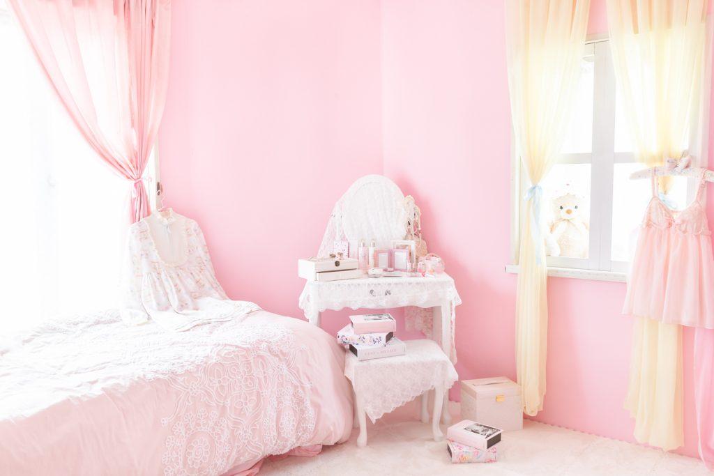 女の子部屋スタジオ